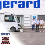 Wohnwagen Gérard ist neuer Partner der Miners